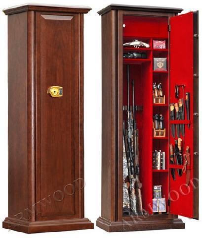 Оружейный сейф Armwood 44 EL Flock