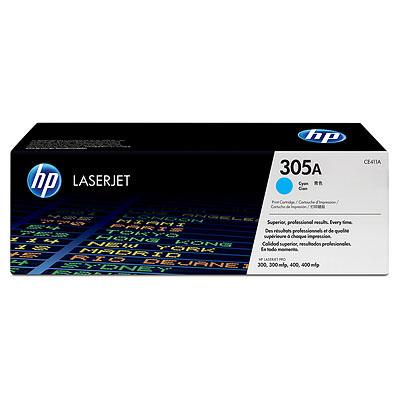 Тонер-картридж HP CE411A hewlett packard hp многофункциональная лазерная аппаратура для печати копии факса сканирования
