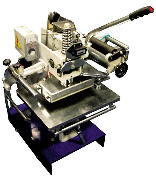 Пресс для тиснения_Vektor WT 2-190