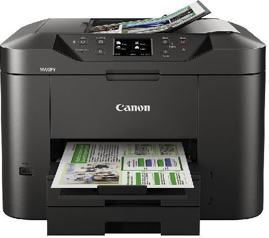 Многофункциональное устройство (МФУ)_Canon MAXIFY MB2340 (9488B007)