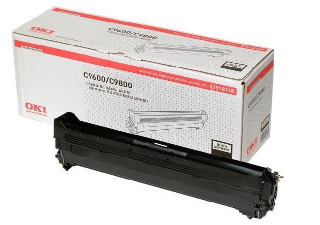 Фотобарабан EP-CART-K-C96/800/9650 (42918108) фотобарабан ep cart k c711 44318508