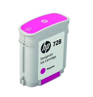 HP DesignJet 728 Magenta 40 мл (F9J62A) плоттер hp designjet t830 36 f9a30a