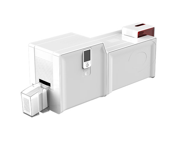 Система для ламинирования Primacy Lamination Duplex Expert evolis r5f005saa for use with the evolis primacy id pvc card pritners update to r5f008saa