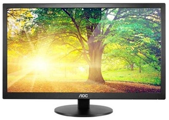 21.5 AOC Value-line E2280SWN black