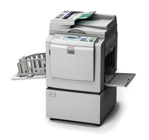 Купить Ризограф (дупликатор) Ricoh Priport DD 6650P в официальном интернет-магазине оргтехники, банковского и полиграфического оборудования. Выгодные цены на широкий ассортимент оргтехники, банковского оборудования и полиграфического оборудования. Быстрая доставка по всей стране
