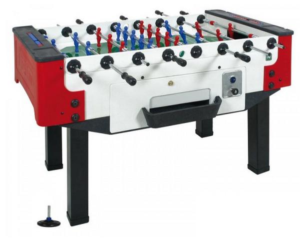 Игровой стол Всепогодный настольный футбол (кикер) Longoni Storm F-3 family outdoor