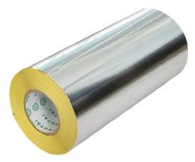 Фольга   Silver 120, Рулонная, 210 мм, 120 м, серебро