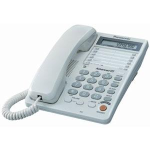 Проводной телефон   KX-TS2365RUW проводной телефон panasonic kx ts2363 белый kx ts2363ruw