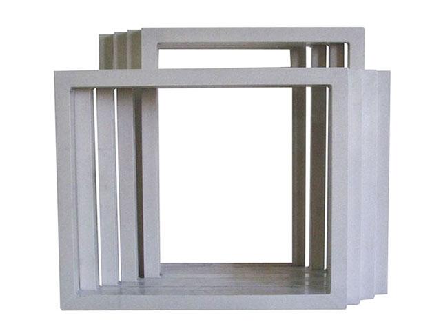 Рама алюминиевая 500 х 600 мм (профиль 28 х 43 х 1,4 мм) от FOROFFICE