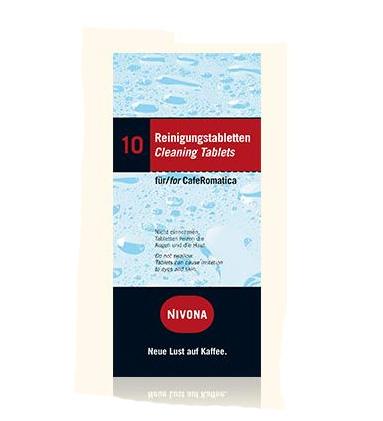 Nivona Таблетки для чистки, 10шт. NIRT 701 Компания ForOffice 990.000