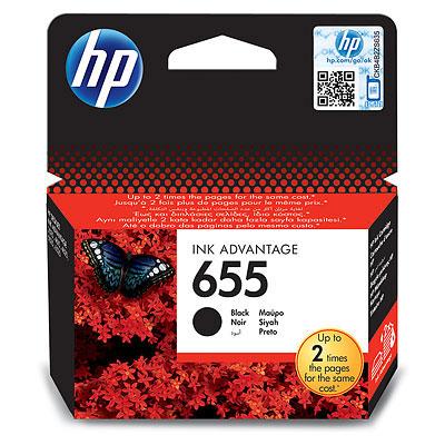 Картридж HP 655 (CZ109AE) картридж hp 655 черный [cz109ae]