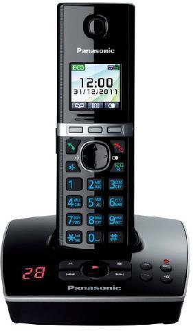 KX-TG8061RUB радиотелефон dect panasonic kx tg6811rub черный