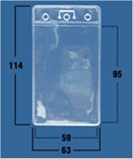 Кармашки для беджей и пластиковых карт IDR 06 Компания ForOffice 719.000