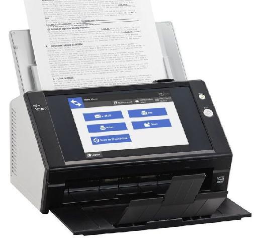 Сканер_Fujitsu ScanSnap N7100