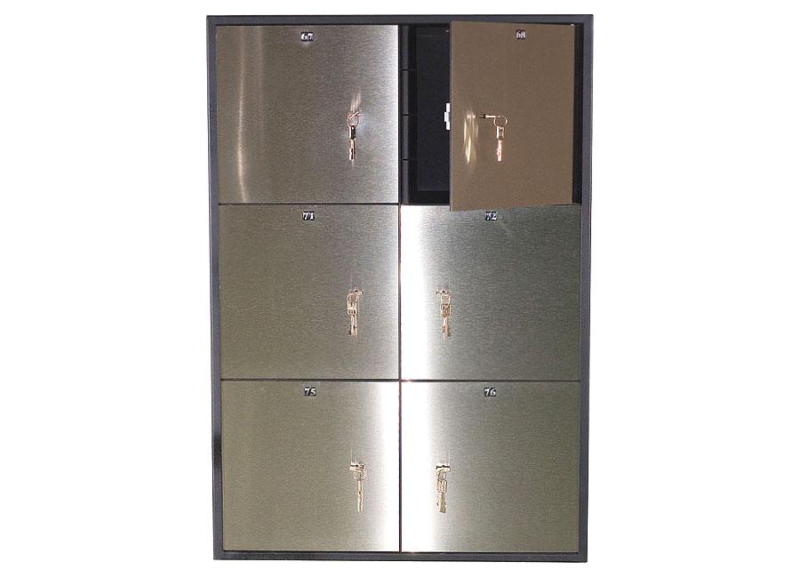 Купить Блок депозитных ячеек Valberg DB-6S в официальном интернет-магазине оргтехники, банковского и полиграфического оборудования. Выгодные цены на широкий ассортимент оргтехники, банковского оборудования и полиграфического оборудования. Быстрая доставка по всей стране