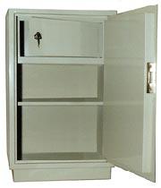 Металлический шкаф Контур КБ-011Т/КБС-011T