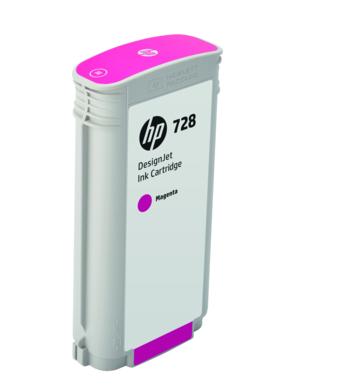HP DesignJet 728 Magenta 130 мл (F9J66A) картридж hp 728 f9j67a cyan 130 мл