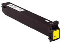 Тонер TN-314Y (A0D7251) high quality color toner powder compatible for konica minolta c203 c253 c353 c200 c220 c300 free shipping