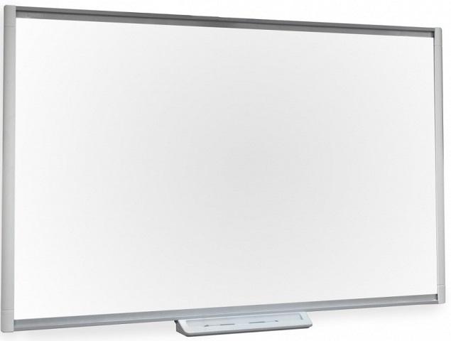 Интерактивная доска SMART Board SBM685 (4 касания) с пассивным лотком