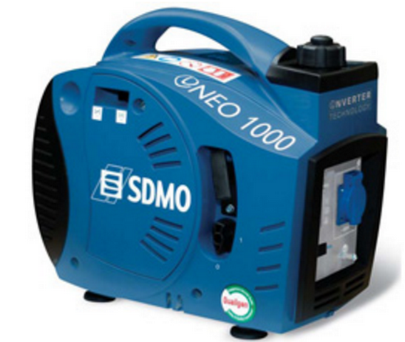 Купить Инверторный генератор SDMO Neo 1000 в официальном интернет-магазине оргтехники, банковского и полиграфического оборудования. Выгодные цены на широкий ассортимент оргтехники, банковского оборудования и полиграфического оборудования. Быстрая доставка по всей стране