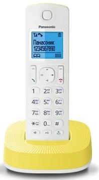 Купить Радиотелефон Panasonic KX-TGC310RUY в официальном интернет-магазине оргтехники, банковского и полиграфического оборудования. Выгодные цены на широкий ассортимент оргтехники, банковского оборудования и полиграфического оборудования. Быстрая доставка по всей стране