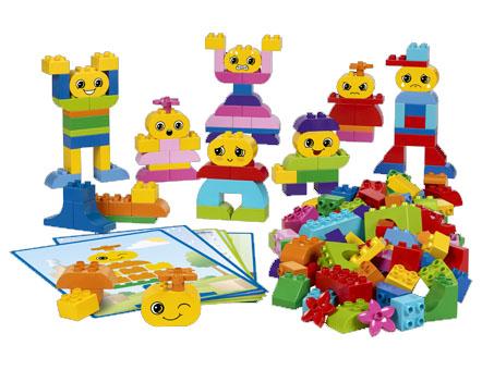 Эмоциональное развитие ребенка Lego