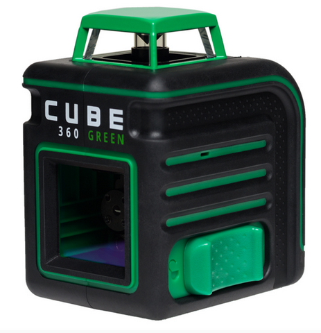 Cube 360 Green Ultimate Edition нивелир ada cube 360 ultimate edition a00446