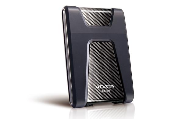 Внешний жесткий диск   HD650 1 ТБ (AHD650-1TU3-CBK) черный