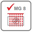 Восьмиканальный датчик магнита