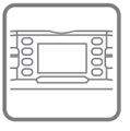 Эргономичное управление счетчиком Docash45v
