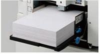 Подача бумаги в условиях высокой нагрузки