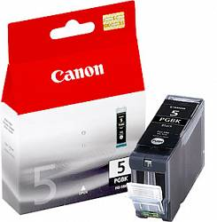 Чернильница Canon CAN PGI-5 Black