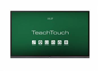 "Интерактивный комплекс TeachTouch 4.0 SE 65"", UHD, 20 касаний, PC, Win 10"