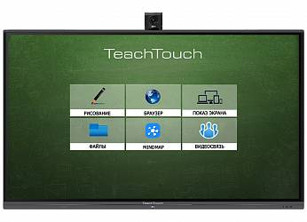 "Интерактивный комплекс TeachTouch 4.0 SE 86"", UHD, 20 касаний, PC, Win 10"