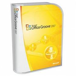 Office Groove 2007 Win32 English AE CD, 79T-01263