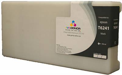 Картридж INK-Donor Epson (T624100) Black