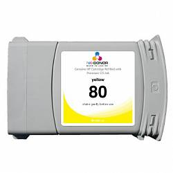 Картридж INK-Donor HP (№ 80) Yellow