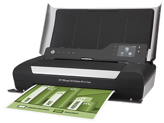 HP Officejet 150 Mobile (CN550A)