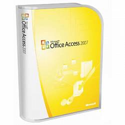 Access 2007 Win32 Russian AE CD, PartNumber 077-04576