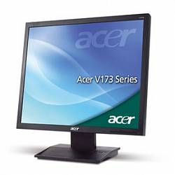 "17 TFT Acer V173bb black ET.BV3RE.B01 (1280*1024, 160/160, 250кд/м, 7000:1, 5 ms) TCO""03д/м, 7000:1, 5 ms) TCO03"