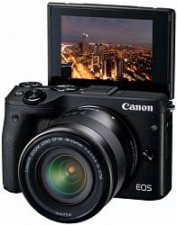Canon EOS M3 Kit 18-55 IS STM