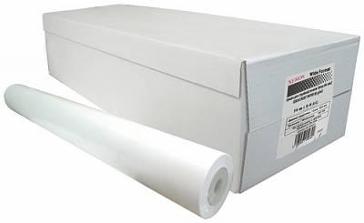 Рулонная бумага без покрытия Xerox InkJet Monochrome 80 г/м2, 0.914x50 м, 50.8 мм (450L90001) купить: цена на ForOffice.ru