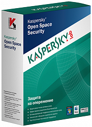 Kaspersky BusinessSpace Security Base 2013 на 1 год