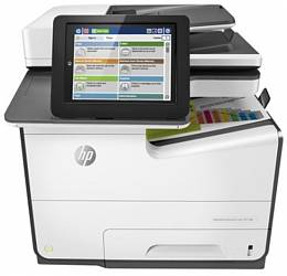 HP PageWide Enterprise 586dn (G1W39A)