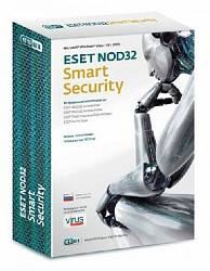 ESET NOD32 Smart Security + Vocabulary - лицензия на 1 год