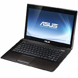 Asus K43SJ dark brown (90N3VL144W2A13RD13AU)