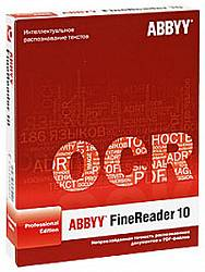 ABBYY FineReader 11 Professional Edition Box Upgrade Cross Product Version