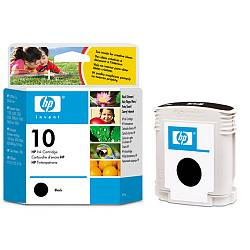 Картридж HP Inkjet Cartridge №10 Black (C4844A)