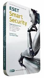 ESET NOD32 Smart Security - лицензия на 1 год