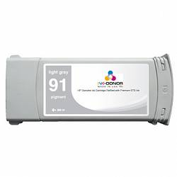 Картридж INK-Donor HP (№ 91) Light Gray